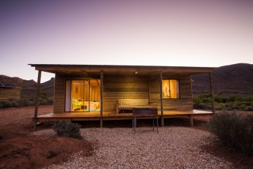 Tranquility, Solitude & Panorama Cabins