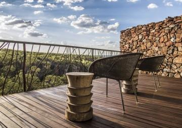 Deluxe suite private balconies