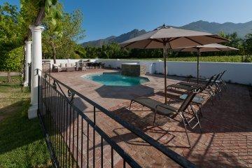 Swimming Pool & Loungers