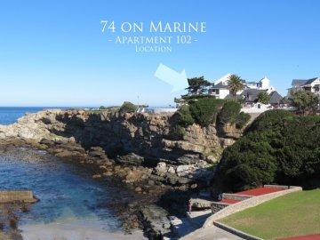 74 on Marine - Apartment 102