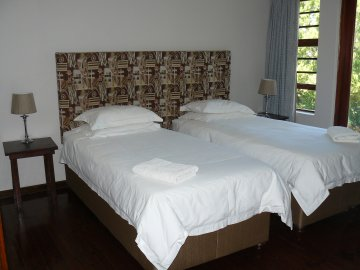 4 Twin Room - Beds
