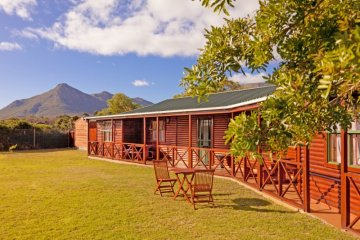 Affordable Self Catering cottages and Cabanas